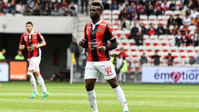 Mario Balotelli et les Niçois vont se disputer la dernière place qualificative pour la Ligue Europa avec Bordeaux et Saint-Etienne.