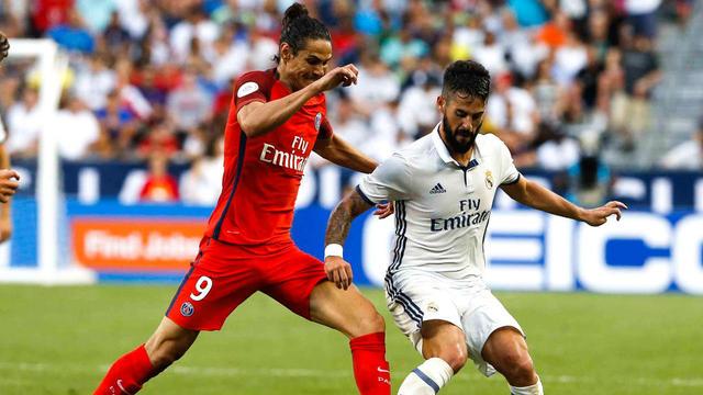 Le PSG a hérité du gros lot avec le Real Madrid, double tenant du titre.