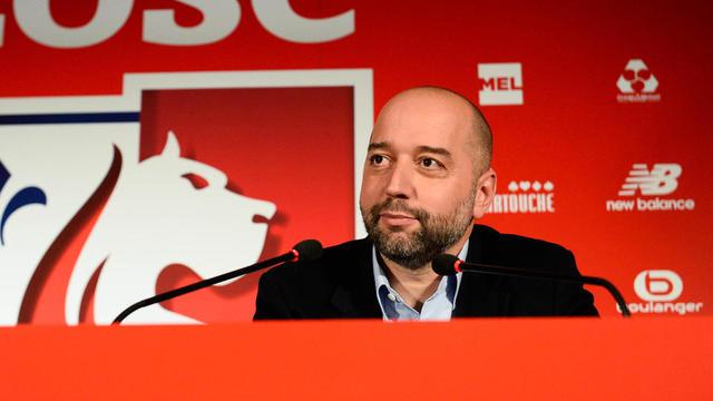 Le Losc de Gérard Lopez a été interdit de recrutement par la DNCG.