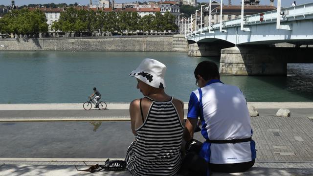 Les berges du Rhône, à Lyon, métropole la plus attractive de France selon ce classement