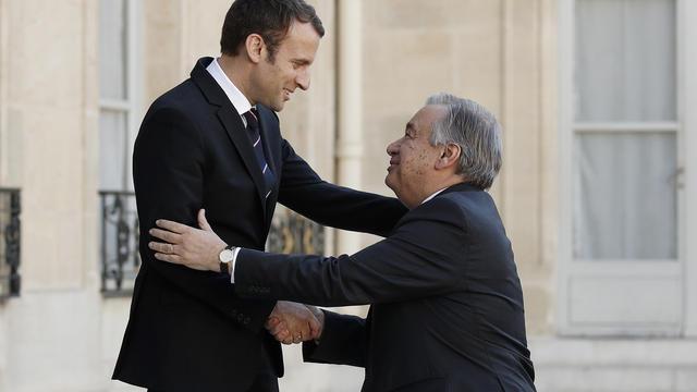 Emmanuel Macron et le secrétaire général de l'ONU Antonio Guterres présideront ce sommet.