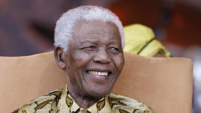 L'ancien président sud-africain Nelson Mandela, le 2 août 2008 à Pretoria [Gianluigi Guercia / AFP/Archives]