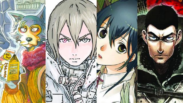 Voici les meilleurs mangas sortis cette année à «siroter» pour l'été.