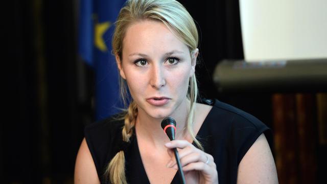 La députée du Vaucluse, Marion Maréchal Le Pen.