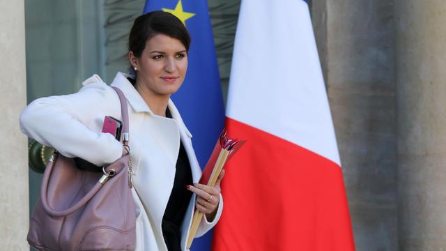 Marlène Schiappa a expliqué vouloir vérifier «s'il y a des puissances étrangères qui financent les casseurs et les violences urbaines dans Paris».