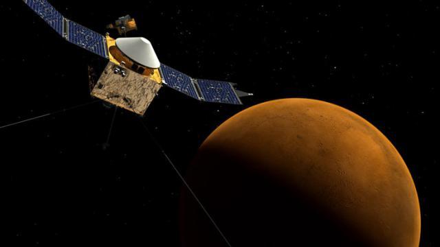 Il serait possible de vivre sur Mars dans 20 ans