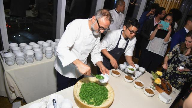 712759d8179 Un chef cuisinier veut ouvrir un «réfectoire» pour les démunis