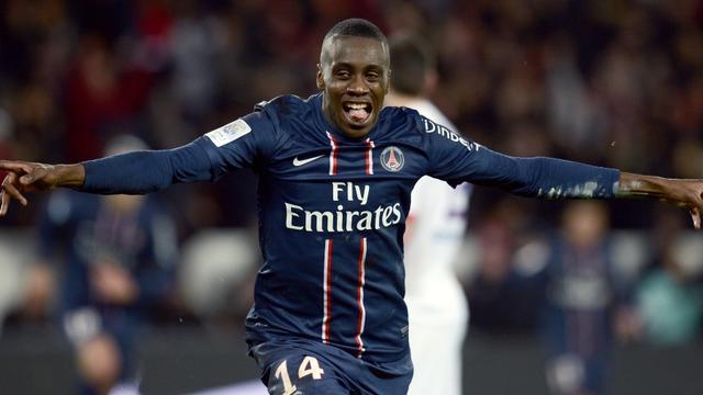 Blaise Matuidi va disputer son premier quart de finale de la Ligue des Champions à 25 ans