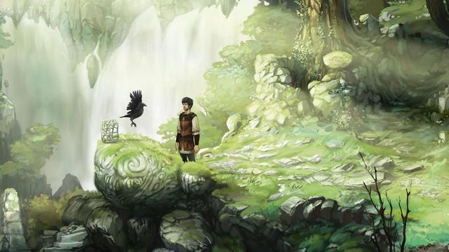 Une image tirée du jeu vidéo Memoria, un point'n click disponible sur PC et Mac.