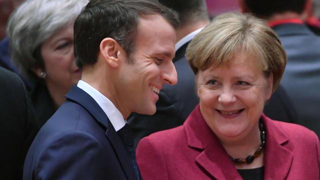 Emmanuel Macron et Angela Merkel signeront un nouveau traité de coopération franco-allemand le 22 janvier.
