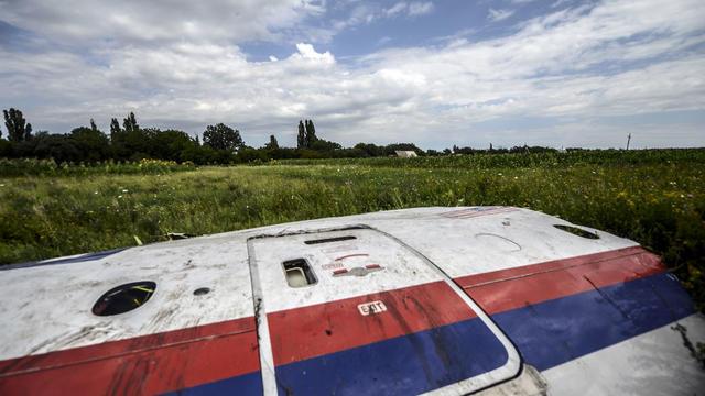 Sur les lieux du crash du MH17