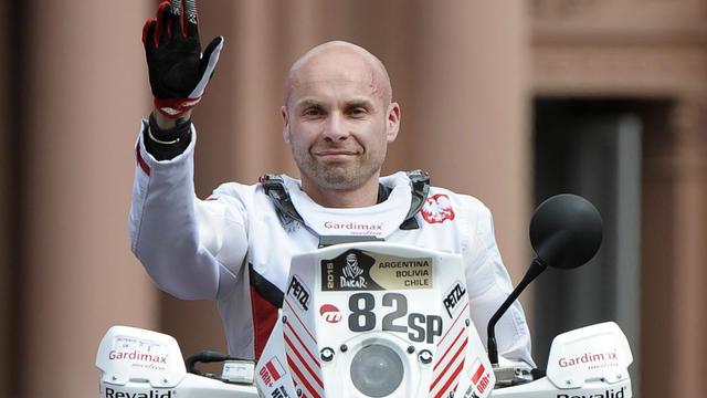 Michal Hernik a retrouvé sans vie sur le Dakar.