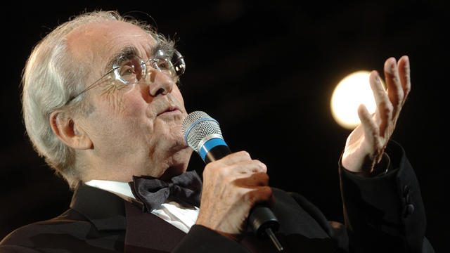 L'immense compositeur de musiques de film et jazzman hors pair avait réussi à conquérir le cœur d'Hollywood.