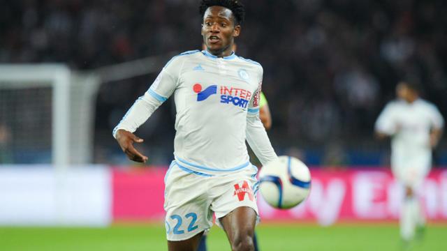 Maillot THIRD Olympique de Marseille Lucas OCAMPOS