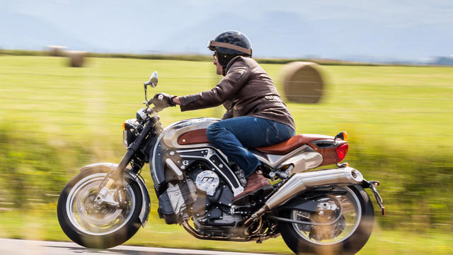 La Midual Type 1, une moto néo-rétro de rêve, sera présentée pour la première fois en France.