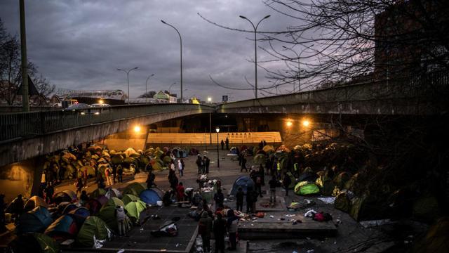 Près de 140 migrants ont été mis à l'abri ce jeudi 31 janvier.