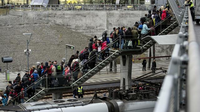La réforme prévoit notamment de confisquer aux migrants leurs biens et liquidités dépassant les 1 340 euros.