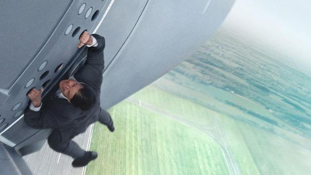 """Tom Cruise dans """"Mission : Impossible - Rogue Nation""""."""