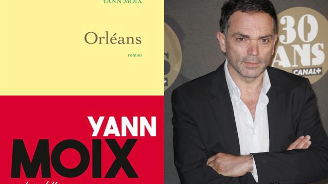On A Lu Orleans Le Nouveau Roman De Yann Moix Www Cnews Fr