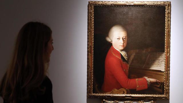 Une étude révèle que 70 des jeunes britanniques interrogés ne connaissent pas Mozart.