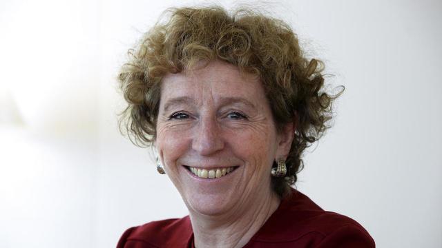 ed203d7aa2e La présidente de Business France fait partie de la «société civile».  ERIC  PIERMONT   AFP