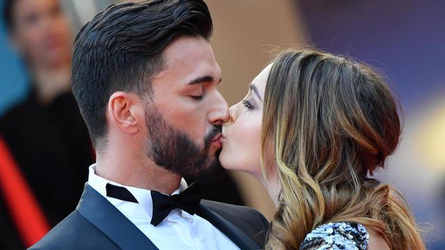L'ex-star de télé-réalité a dévoilé la date du terme de sa grossesse.