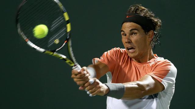 L'élimination de RafaelNadal, dès son entrée en lice à Doha, inquiète à quelques jours de l'Open d'Australie.