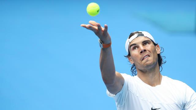 Rafael Nadal n'a plus atteint le dernier carré d'un Grand Chelem depuis Roland-Garros en 2014.