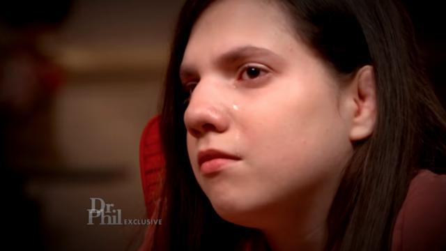 Natalia Barnett, l'Ukrainienne accusée par ses ex-parents adoptifs d'être une naine sociopathe ayant tenté de les tuer, s'est expliquée dans un talk-show américain.