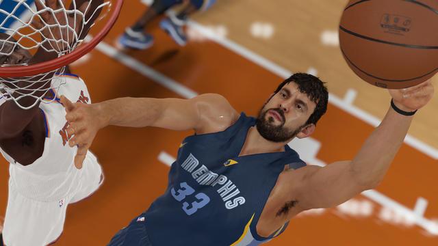 NBA 2K15 atteint un niveau de réalisme époustouflant