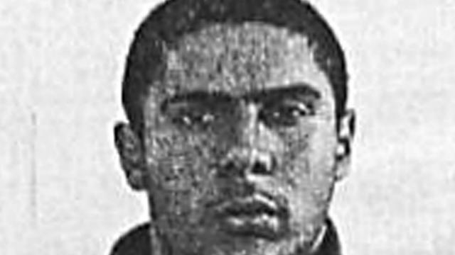 Mehdi Nemmouche, suspect de la tuerie de Bruxelles.