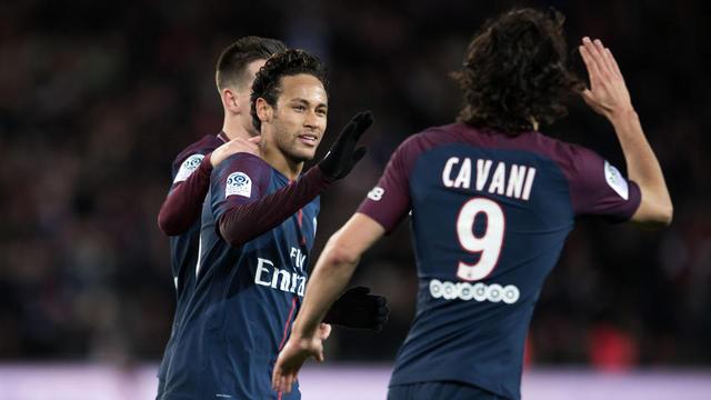 Malgré son quadruplé et ses deux passes décisives contre Dijon, Neymar a été sifflé par une partie du Parc des Princes pour ne pas avoir laissé le pénalty à Edinson Cavani.