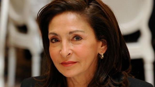 Nicole Guedj, présidente de la Fondation France-Israël.