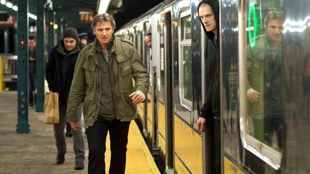 """Liam Neeson dans """"Night Run"""" du réalisateur Jaume Collet-Serra."""