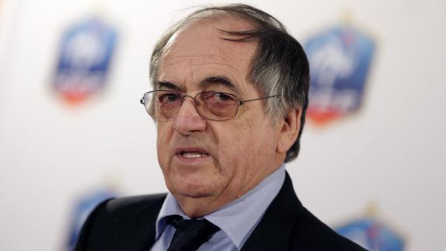A la tête de la FFF depuis 18 mois, Noël Le Graët brigue un nouveau mandat.