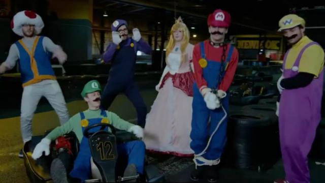 """La parodie """"Luigi clash Mario"""" de Norman est la vidéo la plus populaire en France de l'année 2014."""