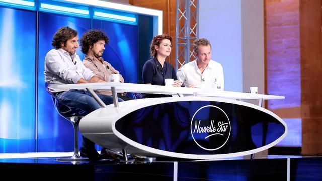 André Manoukian, Yarol Poupaud, Elodie Frégé et Sinclair passent les candidats sur le grill avec l'Epreuve du Feu.