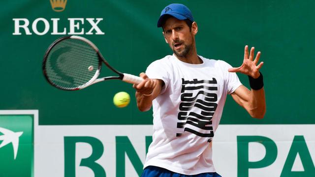 Novak Djokovic va tenter de relancer sa carrière à Monte-Carlo, où il a été sacré deux fois.
