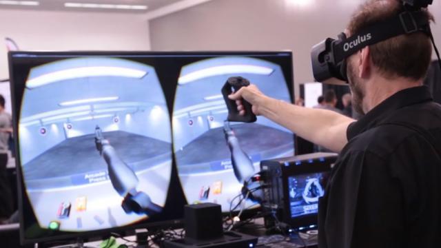 Les premiers PC grand public compatibles VR sont déjà commercialisés.