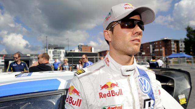 En cas de victoire au Rallye de France, Sébastien Ogier sera sacré champion du monde des Rallyes pour la deuxième année consécutive.