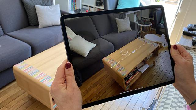 On a testé le nouvel iPad Pro et son fameux scanner Lidar ...