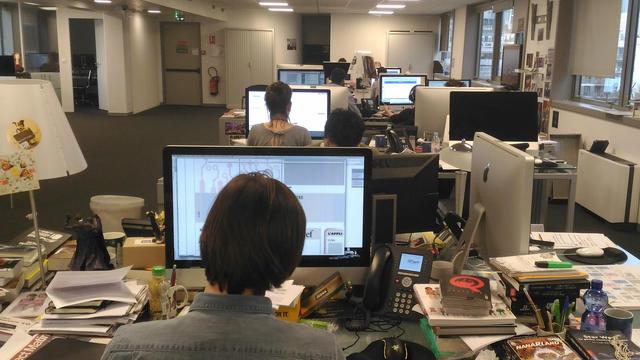 Deux salariés sur trois ont déjà eu l'impression qu'un collègue a regardé leur écran sans demander.