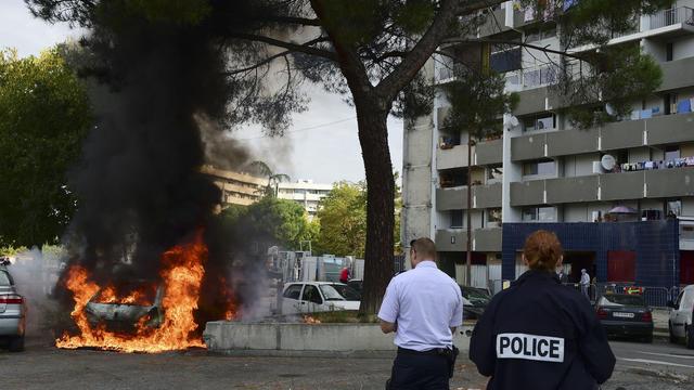 Opération anti-drogue à Toulouse