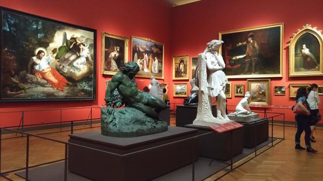Le Romantisme se trouve sous toutes ses formes au Petit Palais