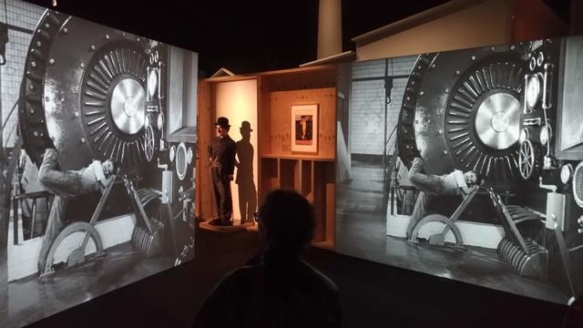 L'exposition Charlie Chaplin se tient jusqu'au 26 janvier 2020 à La Philharmonie de Paris