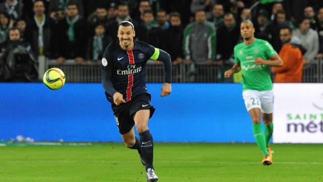 Vainqueur dimanche à Saint-Etienne, grâce à un doublé de Zlatan Ibrahimovic, le PSG reste sur une série de 32 matchs sans défaite en championnat.