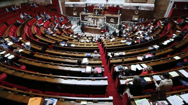 L'Assemblée nationale le 16 juillet 2012.