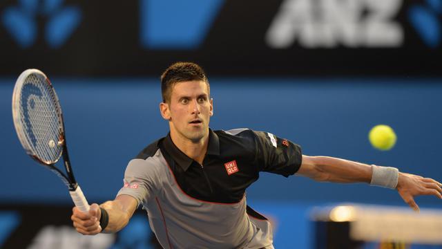 Novak Djokovic aura jouer les quatre finales de Grand Chelem cette saison.