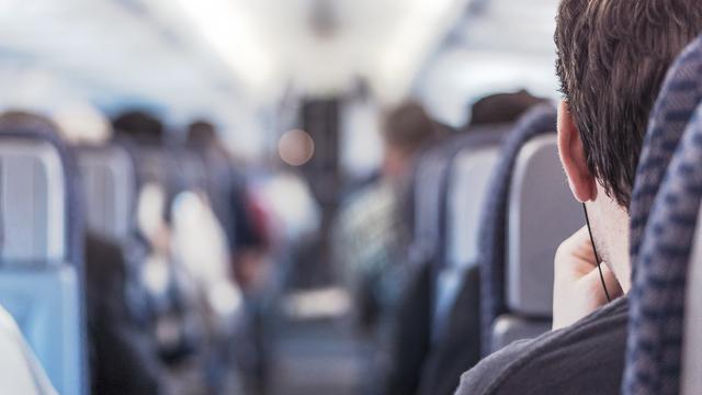 20% des Européens souffriraient de phobie de l'avion