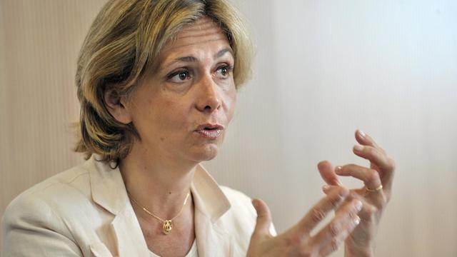 Valérie Pécresse souhaite notamment développer l'usage de la vidéoprotection.